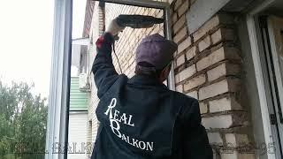 видео Остекление балконов и лоджий под ключ