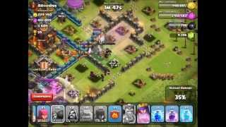 Clash of Clans - Raiding BossHog the nr 3 of the world