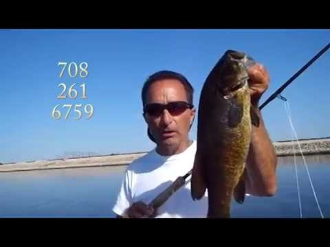 Heidecke lake another trophy small mouth youtube for Heidecke lake fishing report