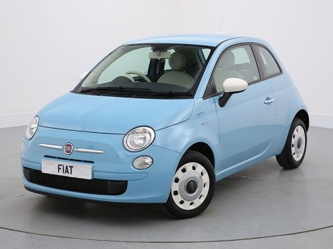 fiat 500 pre reg colour therapy offer 9695 youtube. Black Bedroom Furniture Sets. Home Design Ideas