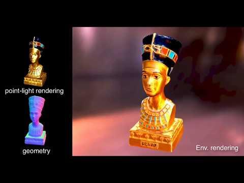 0 - Physische Objekte für die virtuelle Realität mit dem Smartphone erzeugen