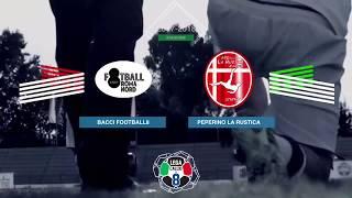 Bacci Immobiliare F8 0-2 Peperino La Rustica | Play-Off - Quarti (Andata) | Highlights