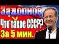 Что такое СССР за 5 мин
