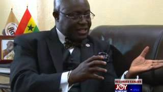 Emmanuel Dei Tumi - Personality Profile Friday on Joy News (16-8-13)