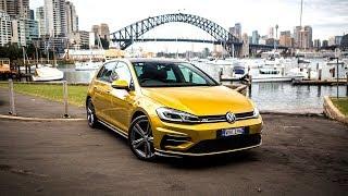 2017 Volkswagen Golf 110TSI Highline review
