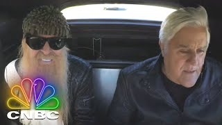 Billy Gibbons And Jay Leno Cruise In A 1934 Ford Hot Rod | CNBC Prime