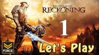 Kingdoms of Amalur_ Reckoning - The Awakening (Gameplay/Commentary) Let's Play 1