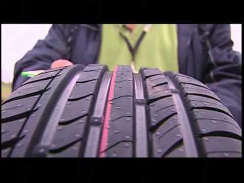 Уроки безопасности - Полигон для испытания летних шин