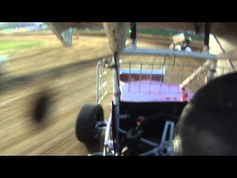 Lincoln Park Speedway MMSA Heat Race #3