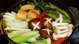 Cách nấu CANH CHUA CHAY tuyệt ngon đón ngày rằm - Món Ăn Ngon