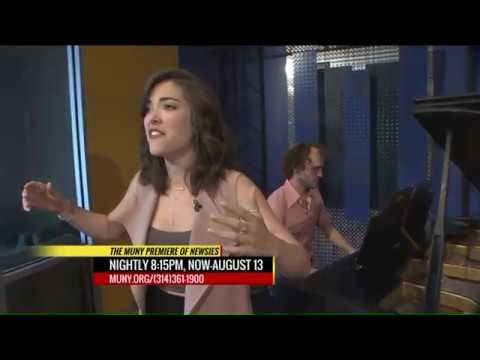 'Newsies' playing now through Aug. 13 at The Muny