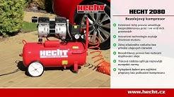 HECHT 2080 bezolejový kompresor