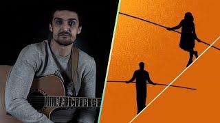 Сплин - «Волк». Урок на гитаре, видеоурок, кавер, аккорды, бой, подробный разбор.