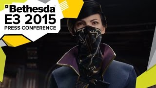 Dishonored 2 Announcement Trailer - E3 2015 Bethesda Press Conference