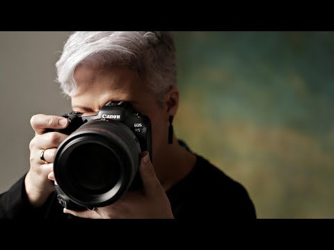 Canon EOS R5 Full Frame Mirrorless First Impressions | Kelly Brown Portrait Photographer