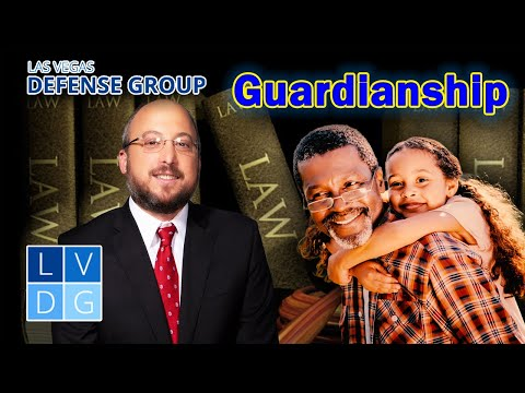 """How to get """"guardianship"""" of a child relative in Nevada"""