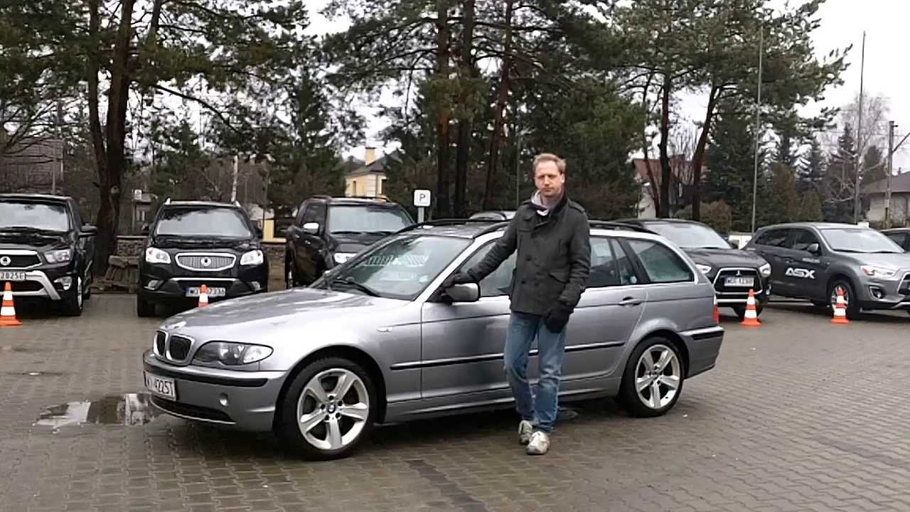 bmw 330d e46 test automocje youtube. Black Bedroom Furniture Sets. Home Design Ideas