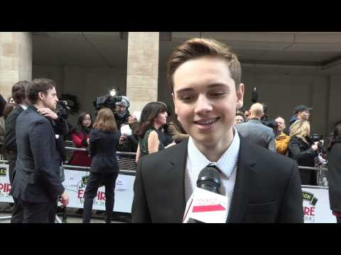 Dean-Charles Chapman - Jameson Empire Awards 2015 Arrival ...
