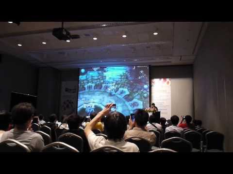 Digital Taipei 2013 - Neocyon Inc. CEO. 北村佳紀 - Tower ascension