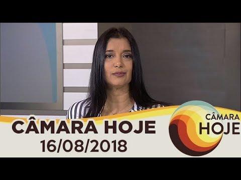 Câmara Hoje - Começa hoje o período de propaganda eleitoral | 16/08/2018