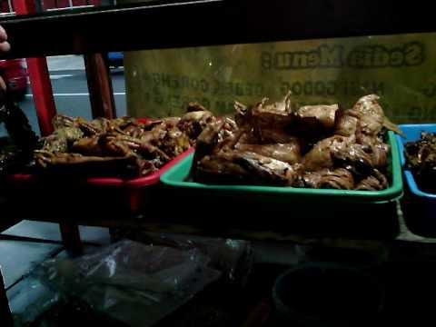 Magelang Street FOOD ( Bebek Goreng Warung Bangjo