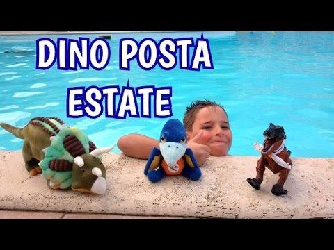 DINO POSTA LUGLIO 2016 SUMMER EDITION - Leonardo D