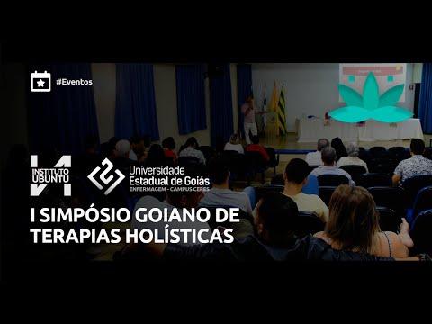 I Simpósio Goiano de Terapias Holísticas