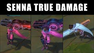 Senna True Damage - Croma Skin