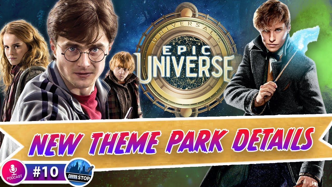 NEW Harry Potter Theme Park Ride Rumors (Epic Universe) Universal Orlando Wizarding World Update