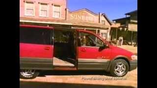 Pontiac Transport Montana 1997