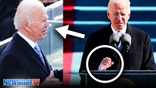 Body language expert reacts to Biden's inaugural speech