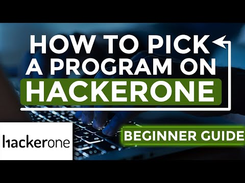 How To Pick A Program On #HACKERONE As A Beginner Hunter