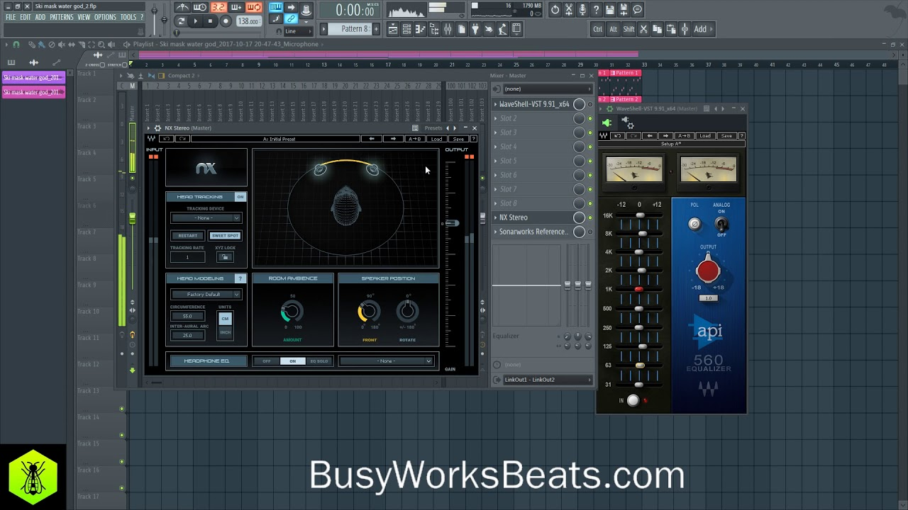 How to Master a Song with Waves Plugins Quickly