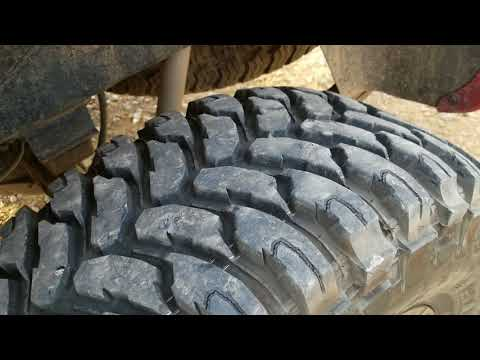 2 year update 35x12.5x18 RBP Rolling Big Power Repulsor MT by Lexani 03 Dodge Ram