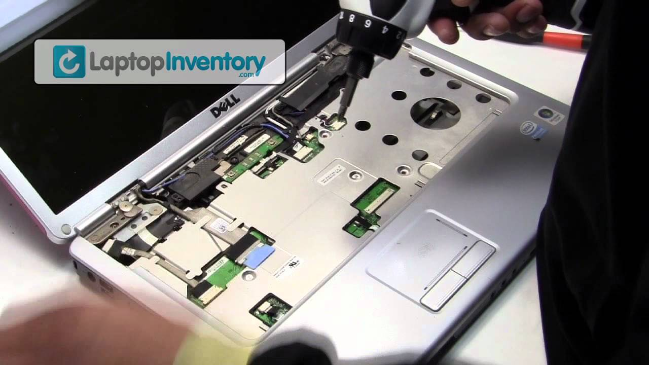 Dell Inspiron Laptop Repair Fix Dismantle Tutorial Notebook Take Apart Remove Install Youtube