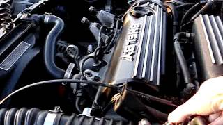 1987 Shelby Charger GLHS #477 - Engine Running (part 2) - FOR SALE BY OWNER - October, 2012