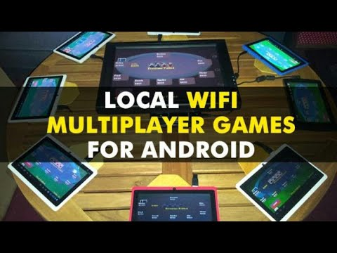 Top 10 Lan WiFi Multiplayer Offline/Online Android Games High Graphics 2018
