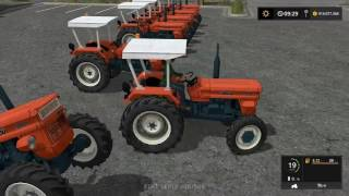 FARMING SIMULATOR 17 test mod #11 FIAT 400/500 by fmarco95