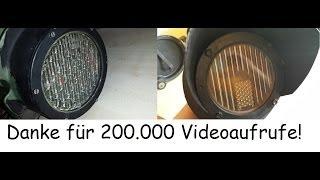 Blinklicht am Bahnübergang - WSSB und Pintsch - Vorstellung