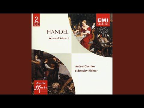 Suite No. 4 in E minor HWV 429 (1996 Remastered Version) : Sarabande (Allegretto con moto)