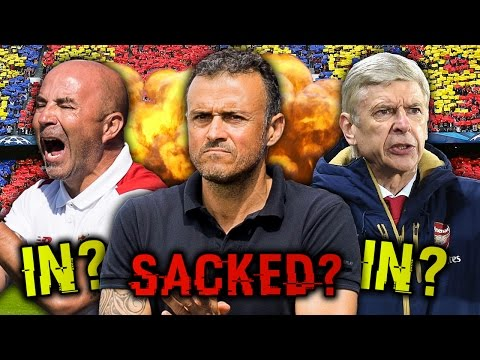 Would Barcelona Be CRAZY To Sack Luis Enrique?! | Euro Round-Up