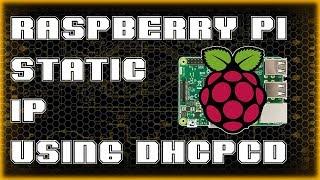 Setting Static IP on RPi | Ras…