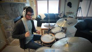 """Evan Chapman - """"Now, Now"""" by St. Vincent (Drum Cover) *HD*"""