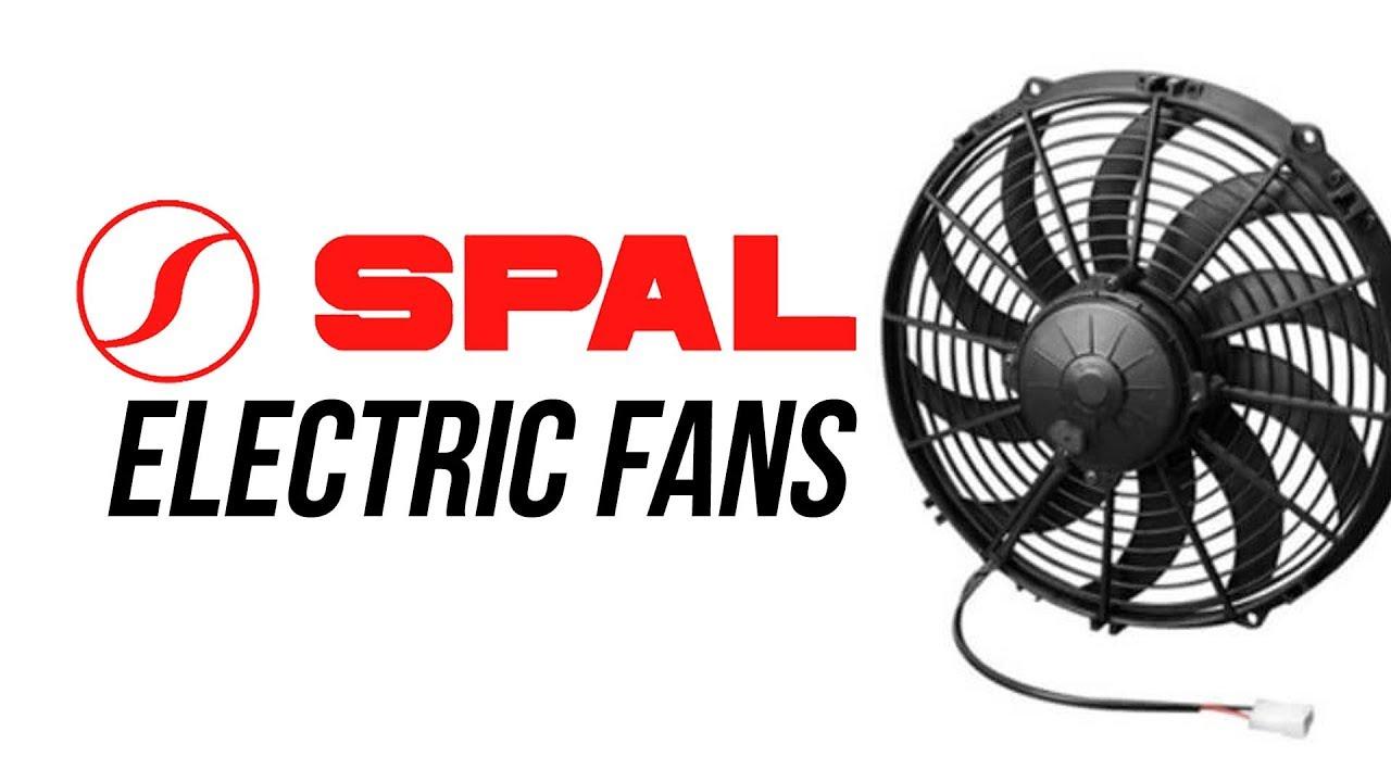 Spal Cooling Fan Motor
