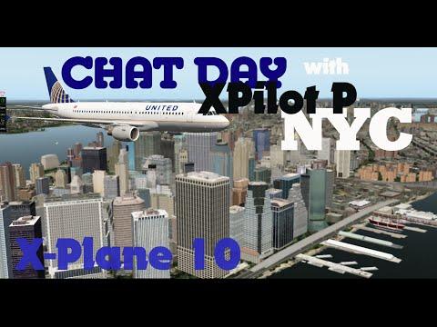 Chat Day / XPilot P / X-Plane 10