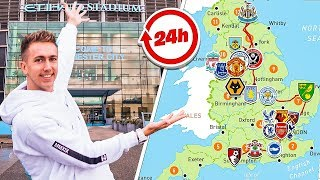 VISITING EVERY PREMIER LEAGUE STADIUM IN 24 HOURS