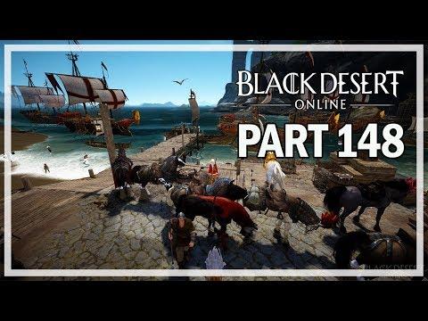 Black Desert Online - Let's Play Part 148 - Boss Scrolls