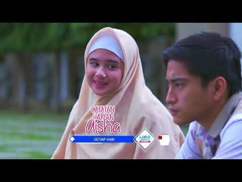 "RCTI Promo Layar Drama Indonesia ""CATATAN HARIAN AISHA"" Episode 4"