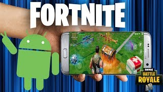 FORTNITE FOR ANDROID APK OFFICIAL DOWNLOAD-SAMSUNG AND ALL OTHER BRANDS