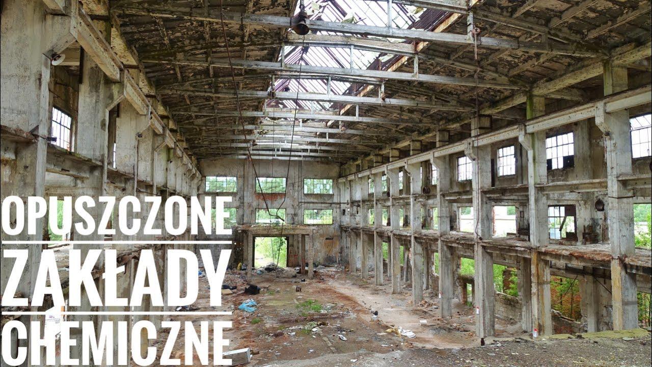 Opuszczone Zakłady Chemiczne |Urbex #219|